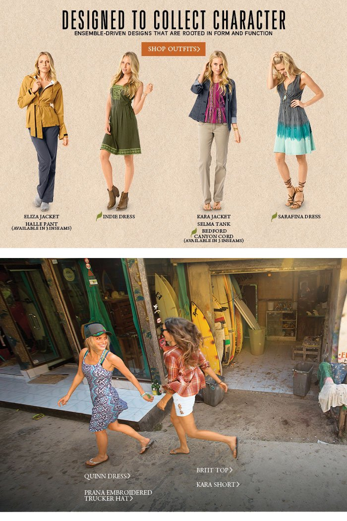 Women's Outfits