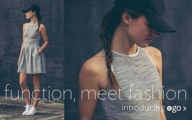 function, meet fashion