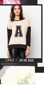 ONLY Long Sleeve 39.90 SGD