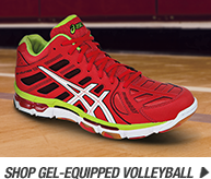 Shop the GEL-Equipped Volleyball Shoes - Promo C