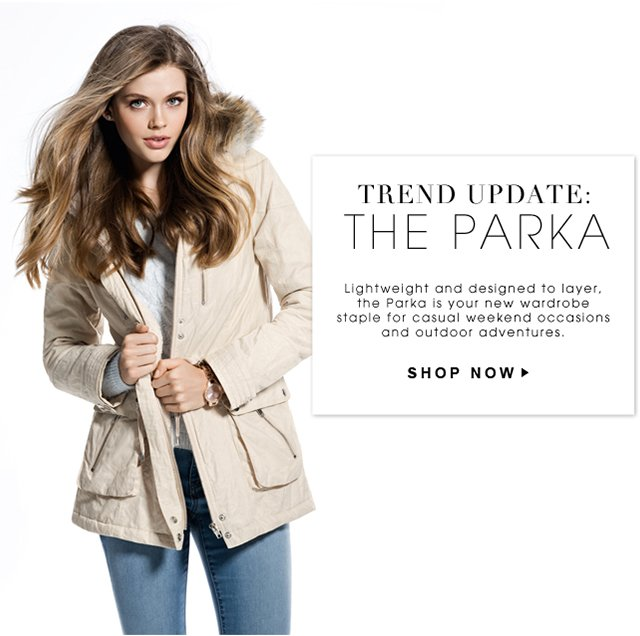 Trend Update: The Parka