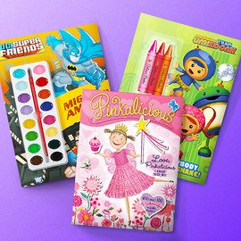 Favorite Friends: Creative Activity Sets