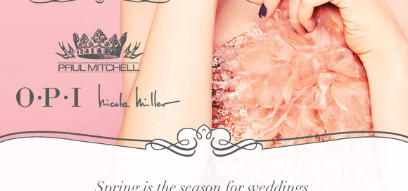 Spring is the season for weddings, graduations, prom and so much more.