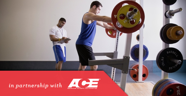 Whether you want to improve your speed, build strength, or shed a few pounds, you'll want to work with someone who's been certified by an organization you can trust.