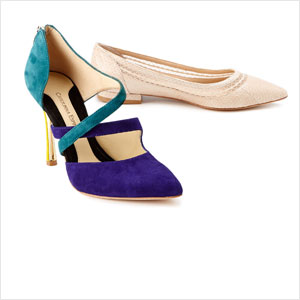 Heels & Flats