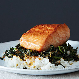 Weeknight Salmon