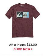 After Hours $23.00 - Shop Now