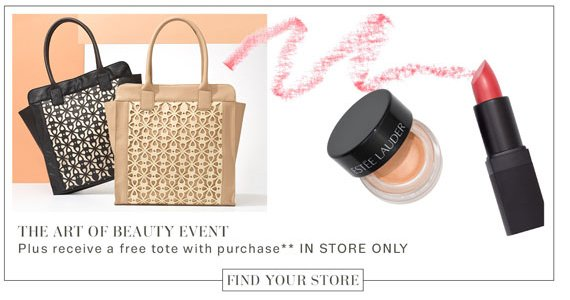 Art of Beauty Event - Find Your Store