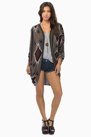 Native Breeze Cardigan $47
