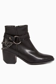 Chained At The Heel Boots $56