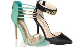 Bamboo and Dollhouse Heels