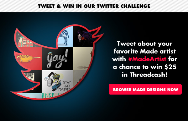 Tweet & Win!