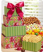 Flowering Fields Sweets Tower Shop Now