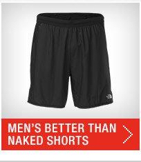 MEN'S BETTER THAN NAKED SHORTS