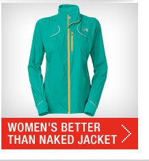 WOMEN'S BETTER THAN NAKED JACKET