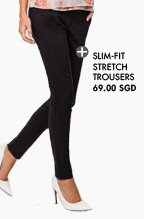 Trousers 69.00 SGD