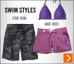 Swim Styles for Him and Her