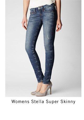 Womens Stella Super Skinny