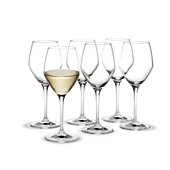 Perfection White Wine Glass 25 cl, Set of 6