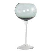 Ball Elegant Red Wine Glass, Green