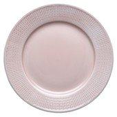 Swedish Grace Plate flat, Rose