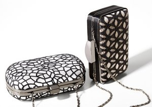 Compact Chic: Clutches