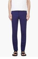 ACNE STUDIOS Indigo DRIFTER T TECH Pleated trousers for men