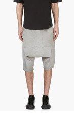 JULIUS Grey Sarouel Shorts for men