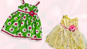 Girls' Holiday Dresses