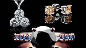 Diamonds Are Forever: Studs,Tennis Bracelets and More by Bijoux Majesty
