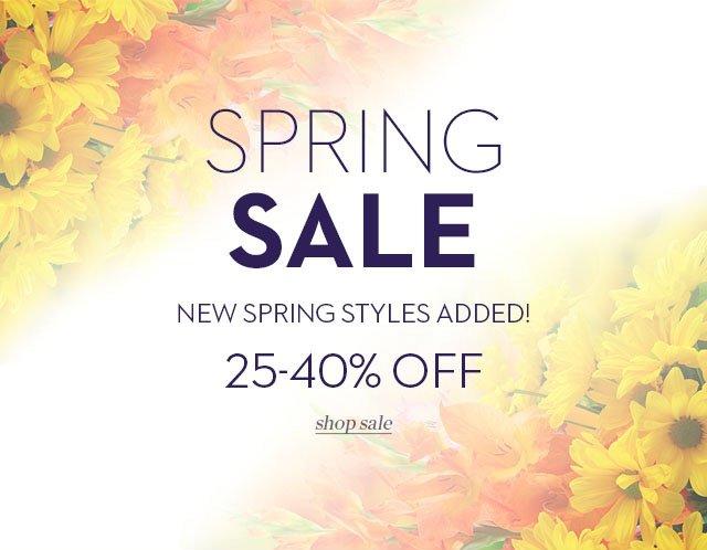Spring Sale | Shop Now