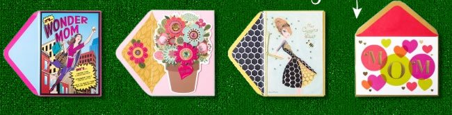 Shop Mother's Day greeting cards