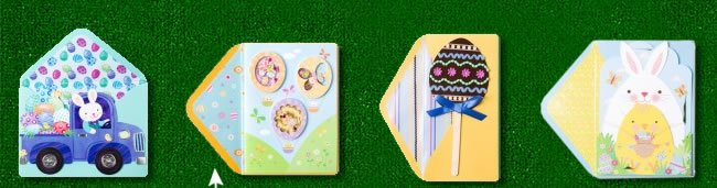 Shop Easter greeting cards