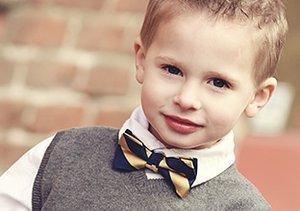 Stripes to Plaid: Ties for Boys