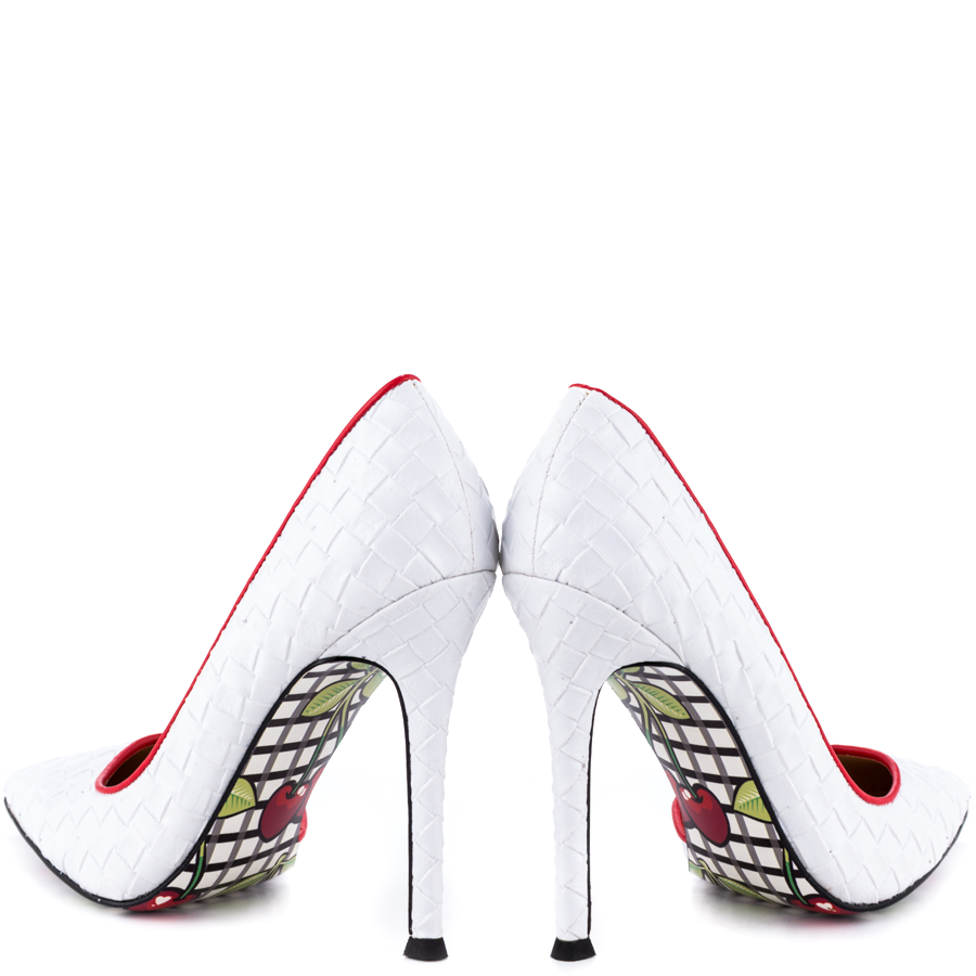 Cherrybomb - White