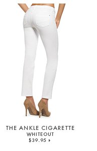 The Ankle Cigarette Whiteout - $39.95