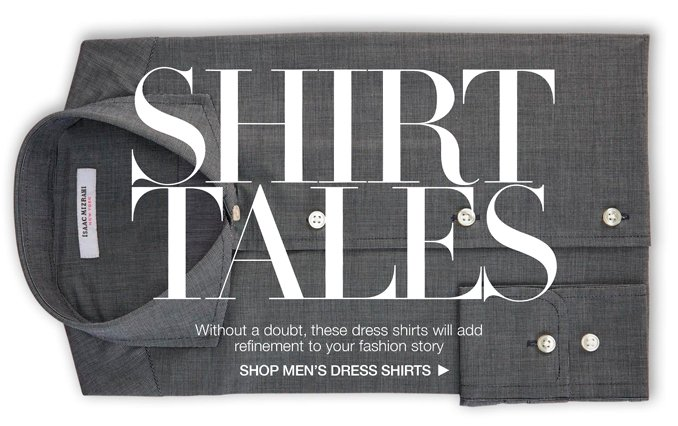 Shop Dress Shirts - Men