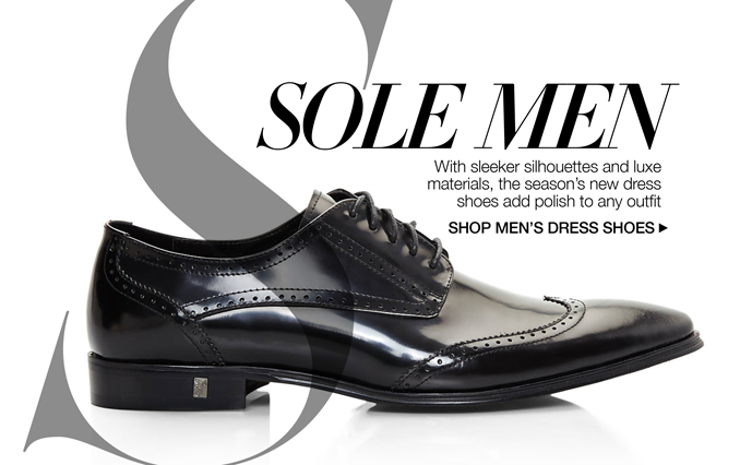 Shop Dress Shoes - Men