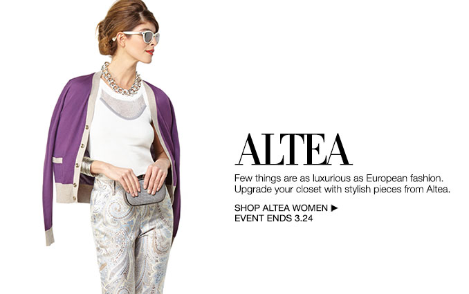 Shop Altea - Ladies