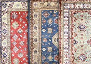 One-of-a-Kind Rugs: Regal Edition