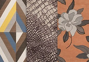 One-of-a-Kind Rugs: Contemporary