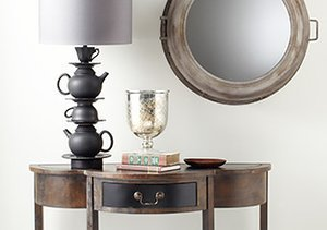 Old World Style: Furniture & Décor