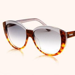 Trace the Trend: Cat's Eye Sunglasses by Chloe, Balmain, Nina Ricci & More