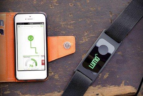 Lumo Back Posture Device