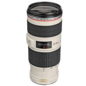Adorama - Canon EF 70-200mm f/4L IS USM Autofocus Telephoto Zoom Lens, USA