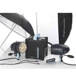Adorama - Broncolor Move 1200L-2 Two Head Kit