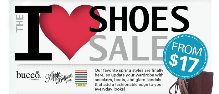 The 'I Love Shoes' Sale: Sandals, Sneakers & More