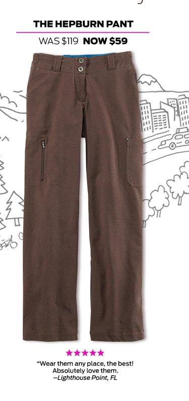 Today's WOW: Hepburn Pant >