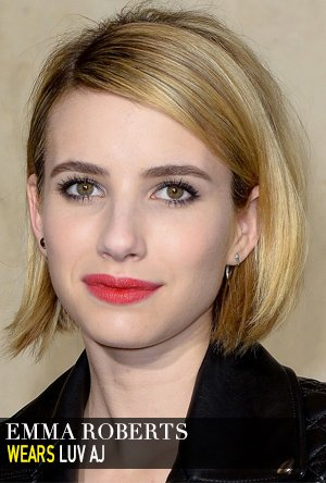 Emma Roberts in Luv AJ