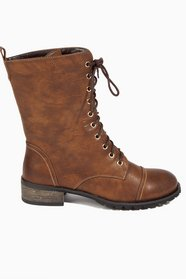 March To My Beat Boots $63